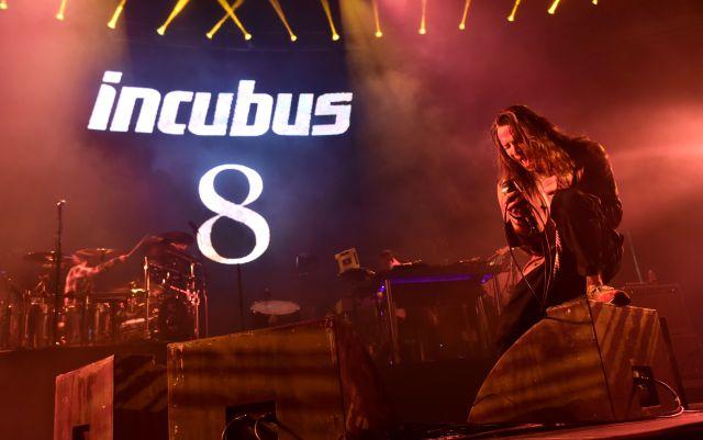 Incubus llega a Bottle Rock 2018