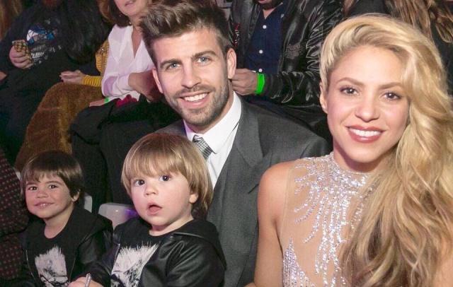 ¿Se separan Shakira y Piqué?