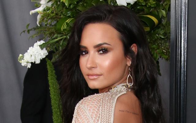 La sensual foto de Demi Lovato que impacta a sus seguidores
