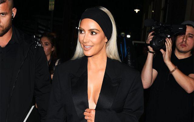 Kim Kardashian asegura que la maternidad puede ser 'abrumadora'
