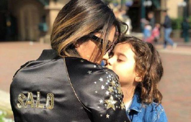 La tierna foto de Daniela Ospina junto a Salomé con la que celebra el día de la madre