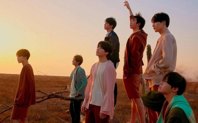 """BTS adelanta un fragmento de su canción """"Fake Love"""""""