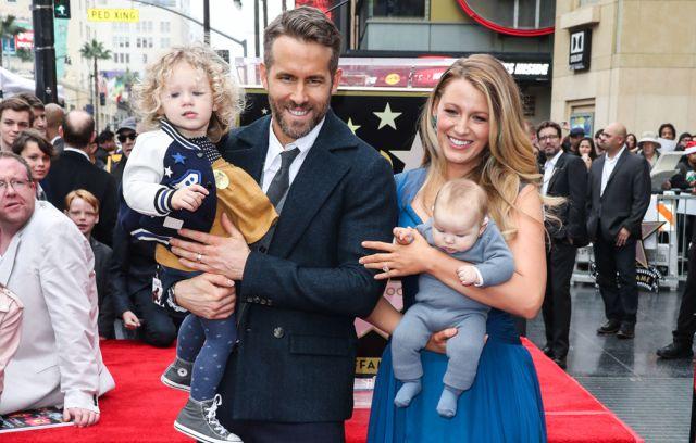 Ryan Reynolds se ha vuelto más sentimental desde que es padre