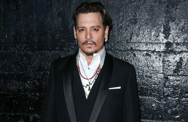 Johnny Deep trabajará con un colombiano en su nueva película