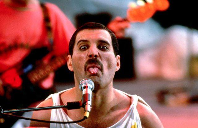 Revelan el primer tráiler de la cinta de Freddie Mercury