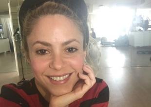 Shakira asombra con sus movimientos flexibles a sus 41 años
