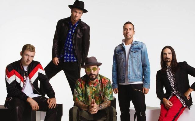 Los Backstreet Boys estrenan nueva canción: