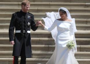 Meghan Markle rompe con la tradición en su matrimonio