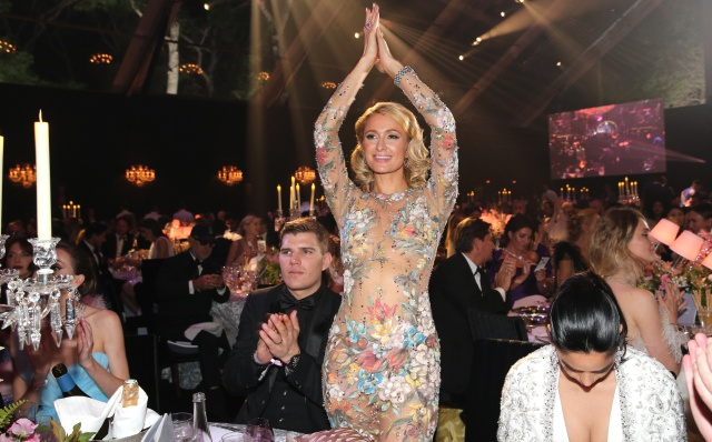 Paris Hilton se inspiraría en Meghan Markle para su boda