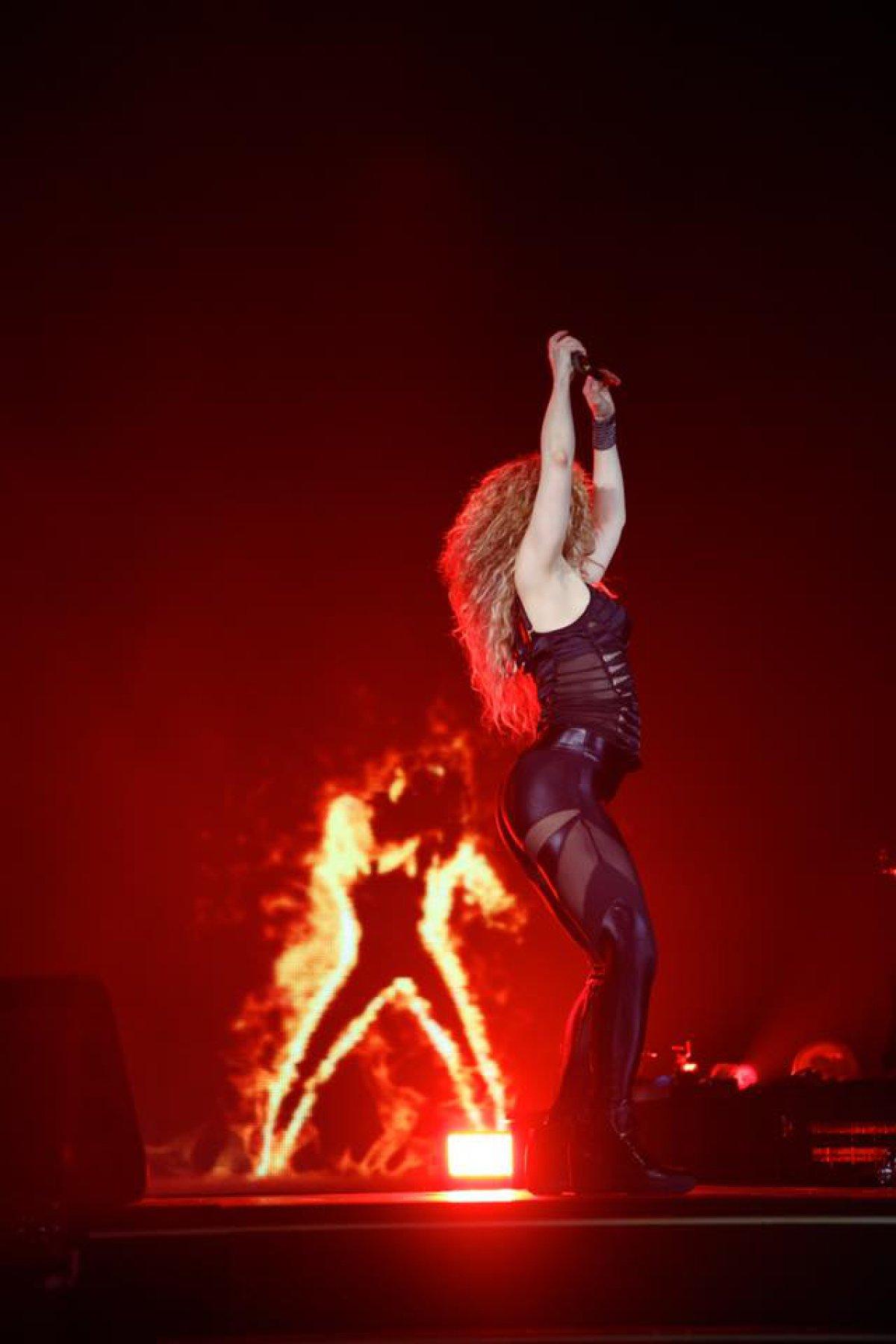 Esto es lo que podremos vivir en el concierto de Shakira en Bogotá
