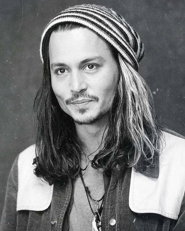 Johnny Depp y las imágenes que tienen sorprendido al mundo entero