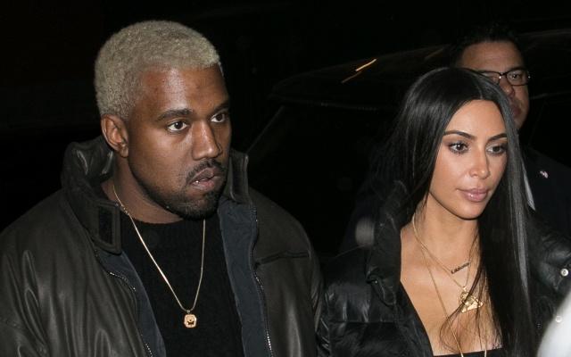 La pelea de Kim Kardashian y Kanye West a cuenta del último disco del rapero