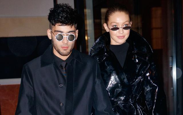 Zayn Malik y Gigi Hadid: juntos de nuevo