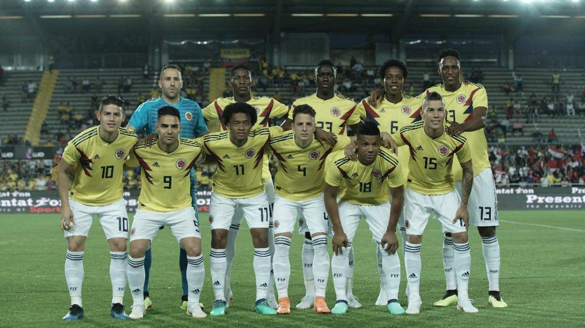 Conoce las esposas de los jugadores de la Selección Colombia