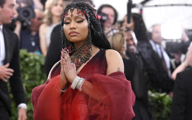 'Queen' de Nicki Minaj y su espéctacular portada