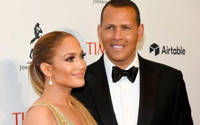 A Jennifer Lopez no le gusta perder... ni contra su novio Alex Rodriguez