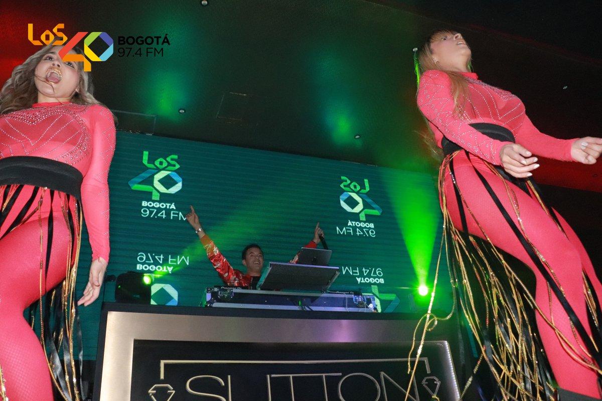 Así vivimos LOS40 Club Party Mundial
