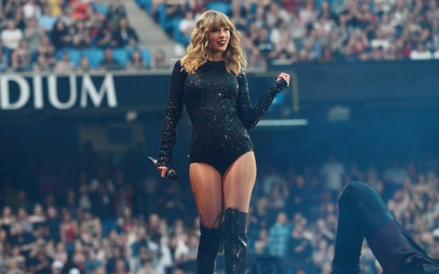 Las emotivas palabras de Taylor Swift en el Manchester Arena