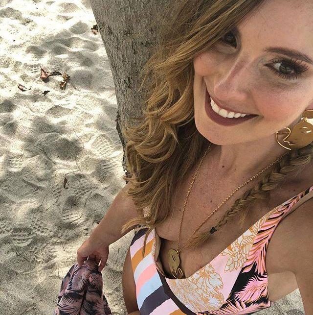 Claudia Bahamón estaría embarazada