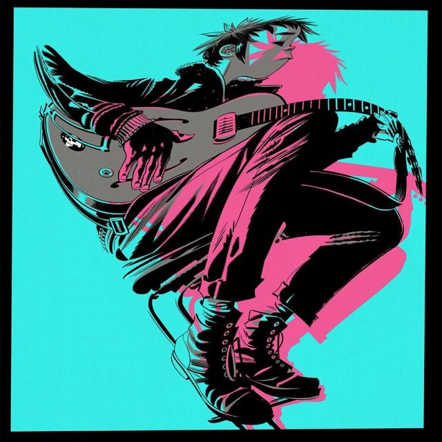 Gorillaz estrena nueva canción titulada 'Fire Flies.'