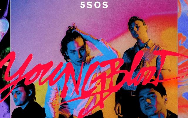 """5 SOS presenta su nuevo álbum """"Youngblood"""""""