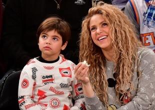 Hermoso gesto de Shakira por la graduación de su hijo
