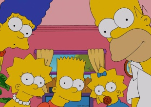 Los Simpson predicen qué equipos llegarán a la final del mundial.
