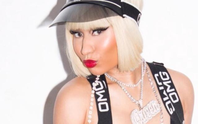 Este es el nuevo perfume de Nicki Minaj