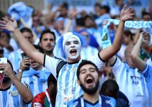 Esta es la fuerte golpiza que recibieron hinchas croatas por parte de argentinos.