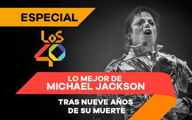 Especial: Lo mejor de Michael Jackson tras nueve años de su fallecimiento.