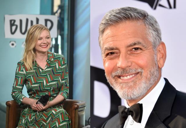 Kirsten Dunst y George Clooney coproducirán serie de humor negro para Youtube