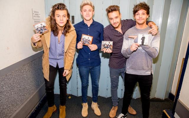One Direction no volverá en al menos dos años