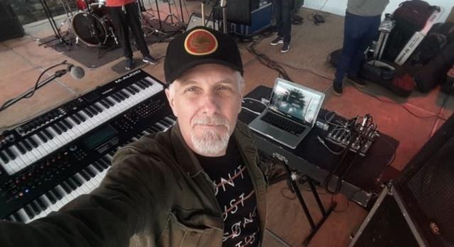 Fallece Daniel Sais, extecladista de Soda Stereo.