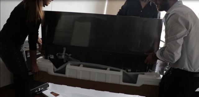 El futuro es ahora con este nuevo televisor