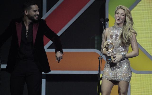 El orgullo de Maluma y Shakira por Colombia, a pesar de la derrota