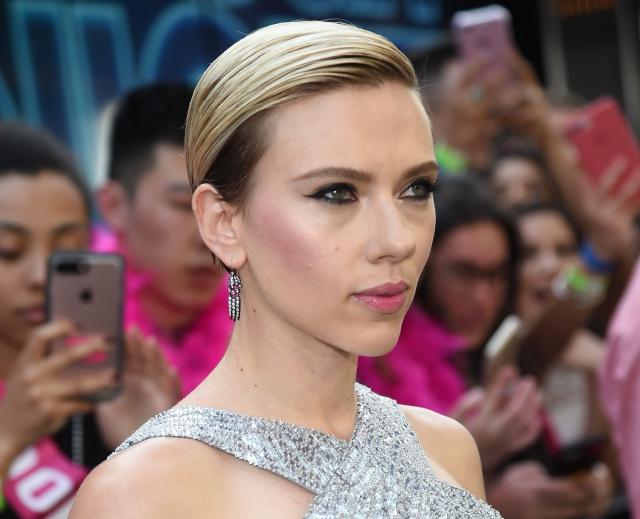 Scarlett Johansson se prepara para uno de los papeles más importantes de su vida.