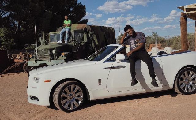 """Khalid estrena el video de """"OTW"""" con 6LACK y Ty Dolla $ign"""