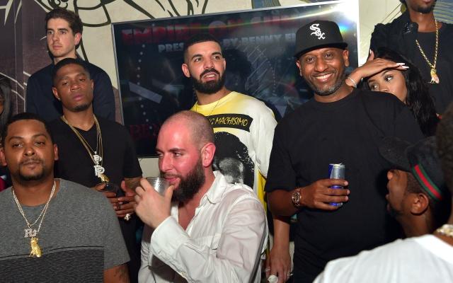 Drake y su exorbitante fiesta