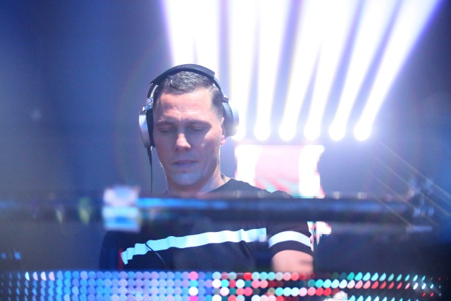 Tiësto lanza video animado para 'Jackie Chan.'