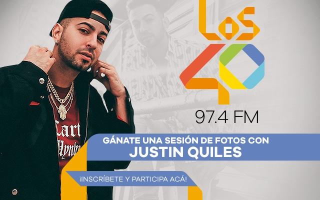 'No Quiero Amarte' el nuevo sencillo de Justin Quiles