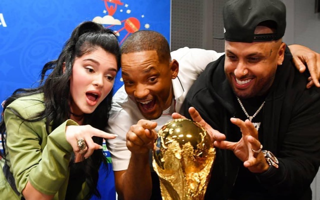 Will Smith, Era Istrefi y Nicky Jam estarán en la final del Mundial Rusia 2018