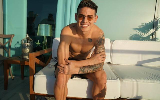 Mujeres enloquecen con el sensual baile de James Rodriguez