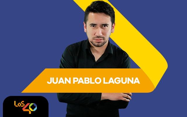 Juan Pablo Laguna hace parte del Equipo de LOS40.