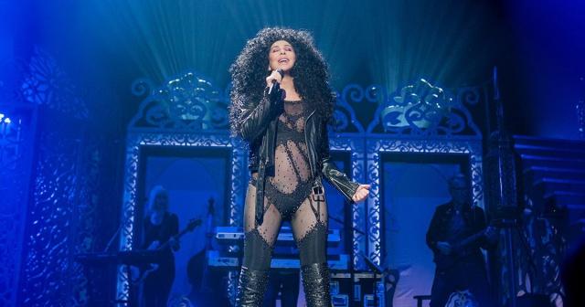 Cher trabaja en un próximo álbum