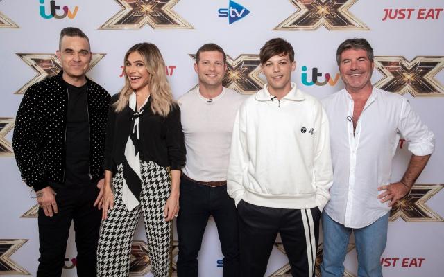 """Louis Tomlinson será jurado en """"The X Factor"""""""