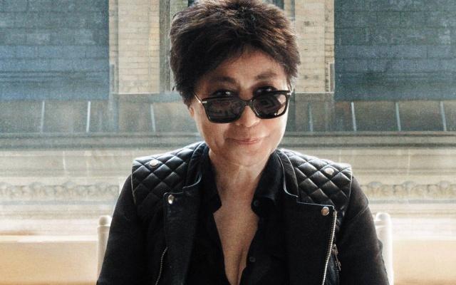 Yoko Ono lanzará un nuevo álbum alusivo a la paz