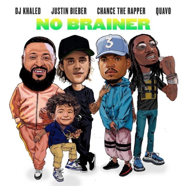 Justin Bieber y DJ Khaled han dado a conocer el video para 'No Brainer'