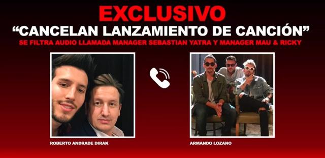 Exclusivo: cancelan lanzamiento de la canción 'Ya no Tiene Novio'