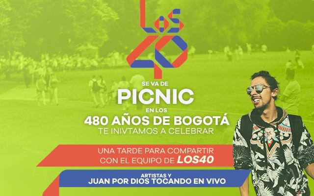 Celebra con nosotros el cumpleaños de Bogotá