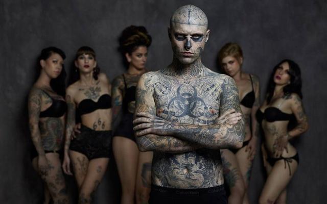 Familia del modelo Zombie Boy niega que su muerte fue un suicidio